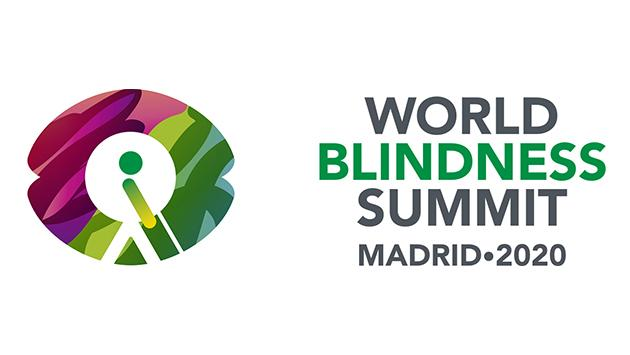 Logo del World Blidness Summit 2020